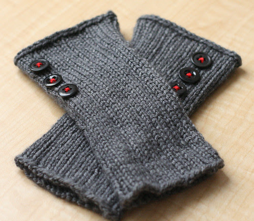 Mitts for Kate
