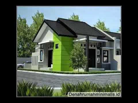 model rumah tanpa teras depan