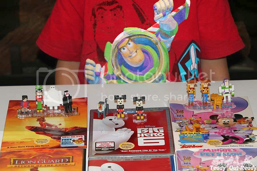 Disney Crossy Road Toys