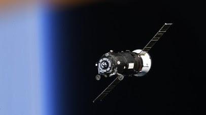 Корабль «Прогресс МС-14» затоплен в несудоходной части Тихого океана