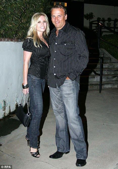 OC star Tamra Barney's husband Simon arrested for domestic