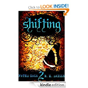 Shifting (Book Two) (Fated Saga, Contemporary Young Adult + Fantasy Adventure Series)