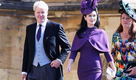 Royal Wedding: Princess Diana?s brother has deep chat with