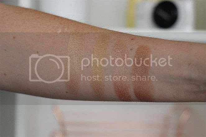 morphe soul of summer 12s swatches