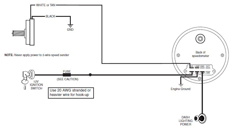 35 Auto Meter Wiring Diagram