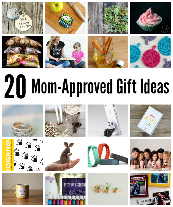 20 Mom Approved Gift Ideas for Mother\u002639;s Day  Make and Takes