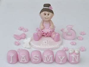 Ballerina Cake Decorations   eBay