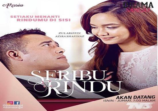 SINOPSIS SERIBU RINDU (TV3)