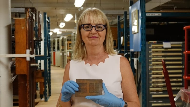 Secret in history museum's archive has an illegal past | CBC News