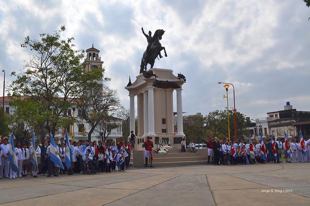 Homenaje a San Martín - 2012 IV