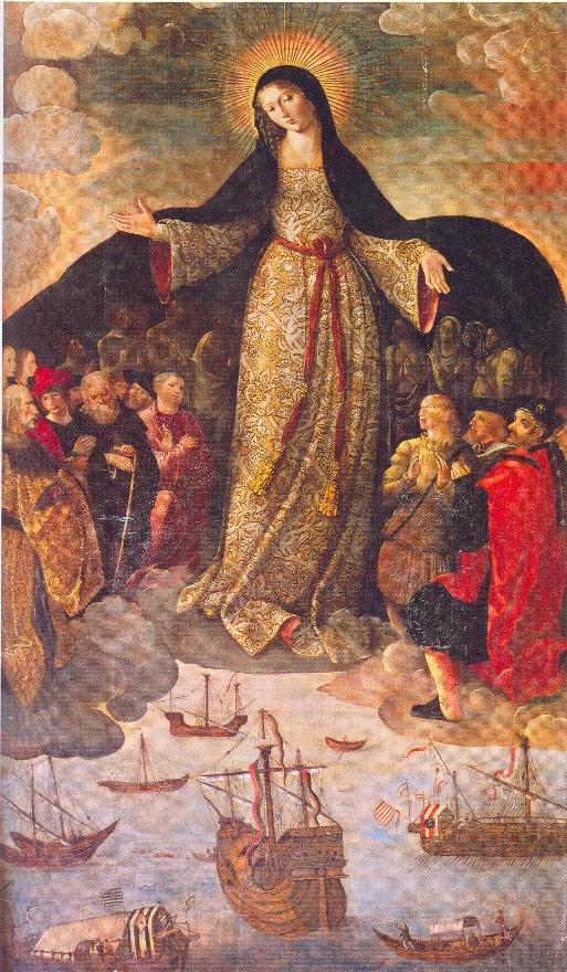 Virgin of the Navigators