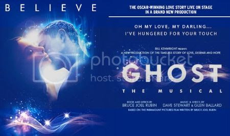 Ghost the Musical Poster