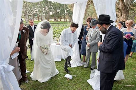 Mel and Ronny?s Traditional Jewish Wedding