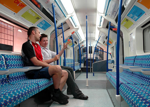 New Victoria Line carriages