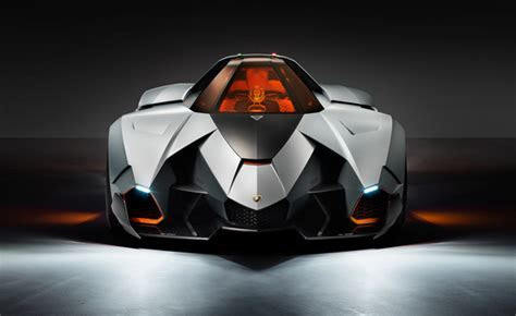 Lamborghini Egoista is a 'Car Without Compromises' » AutoGuide.com News