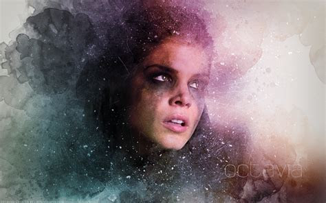 The 100 Octavia Blake HD Wallpaper   HindGrapha
