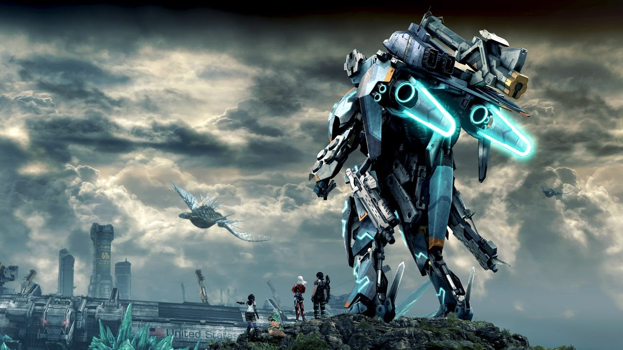Xenoblade Chronicles X Darkstation