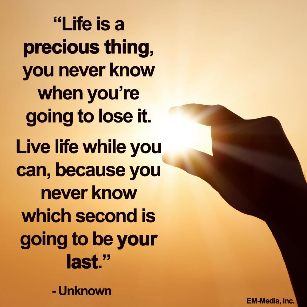 25 Inspirational Quotes About Life