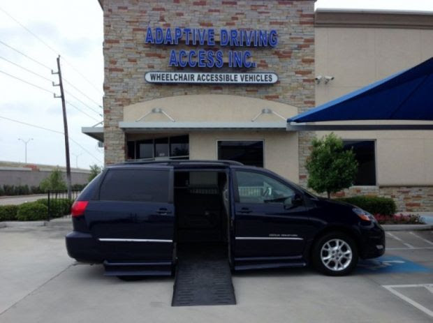 For Sale Texas Beaumont 2015 New Adaptive Mobility