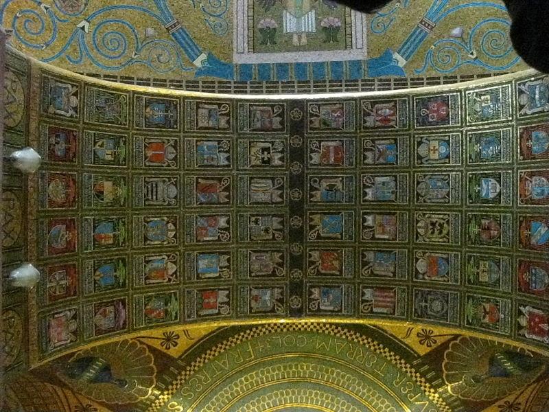 Monte Cassino Crypt Mosaics 16.JPG