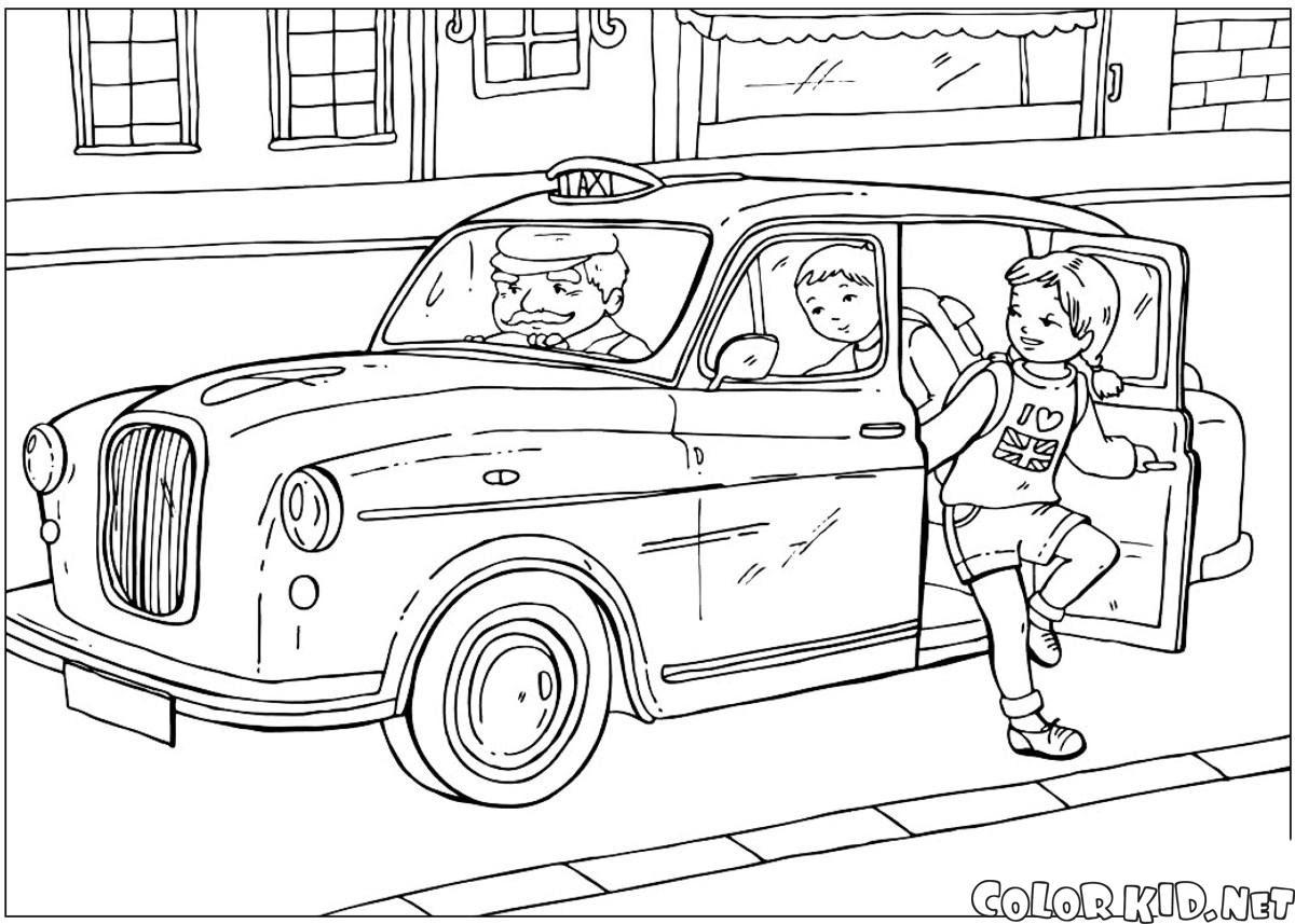 Boyama Sayfası Sermaye Otobüs