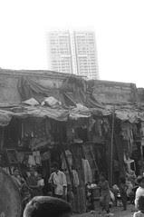 The Pavement Slums of Mumbai by firoze shakir photographerno1
