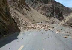 "Cutremur mare in China: ""Cladirile se clatina toate!"""