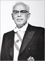 Il presidente libanese Suleyman Franjeh