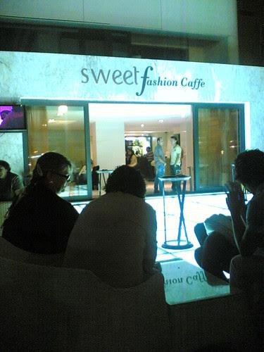 Sweet Fashion Caffe - Bar do Hotel Atlântico