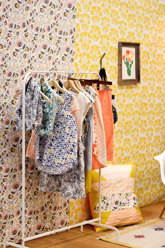 Quilt Market - Leah Duncan's Booth