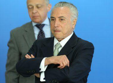 Jorge Solla denuncia Temer por manipulação em agenda oficial