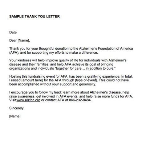 30 Thank you Letter Templates (Scholarship,Donation,Boss )