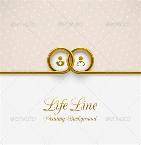 Wedding tarpaulin background design gold 12 » Background