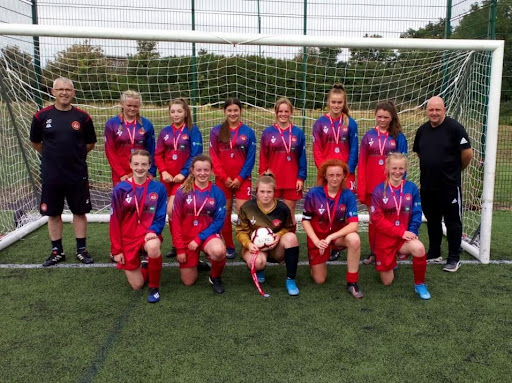 Avatar of Scarborough Ladies U14s lose out in North Riding FA County Cup final