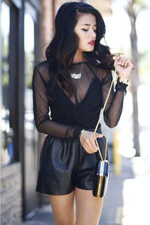 foxy necklace Wildfox necklace - Style Stalker dress