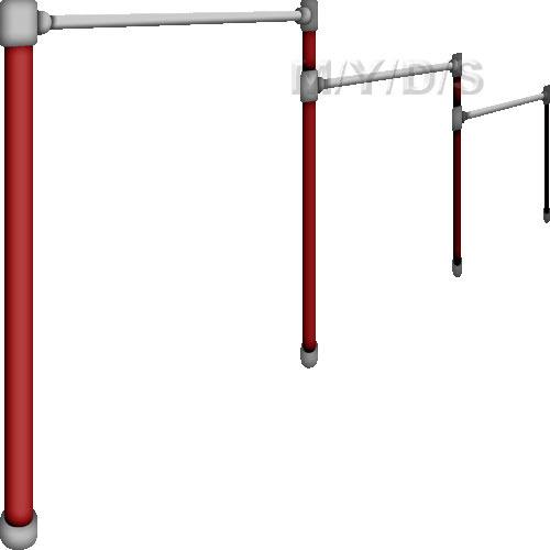 鉄棒てつぼうのイラスト条件付フリー素材集