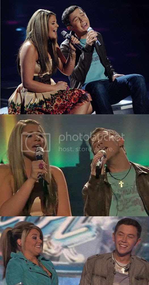 Lauren Alaina & Scotty McCreery