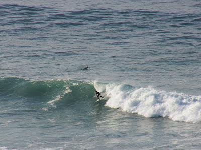 Sesión de surf del 28 de Octubre del 2007 - La Triangu