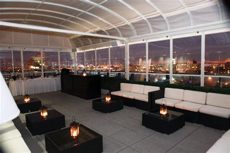 vista sky lounge catering