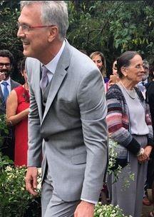 Pedro Bial se casa com Maria Prata (Foto: Reprodução/Instagram)