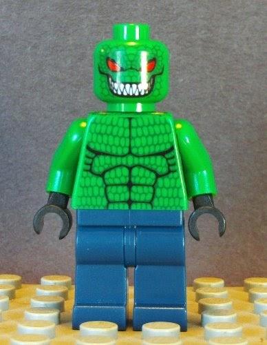 @# Building Sets On Sales: Killer Croc - LEGO Batman Figure