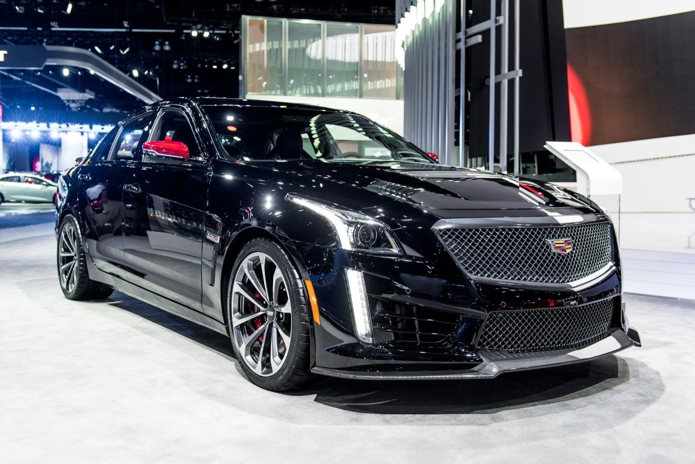 A Closer Look At The Cadillac CTS-V Championship Edition ...