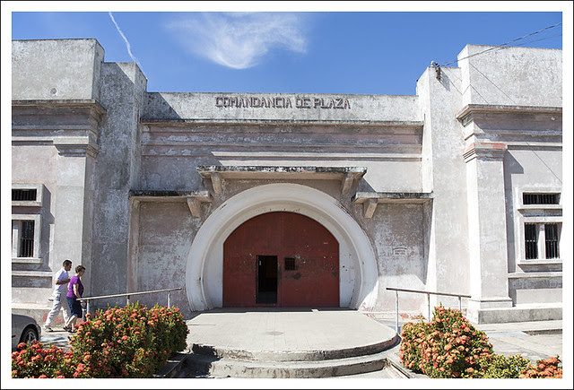 Castle Entrance Liberia