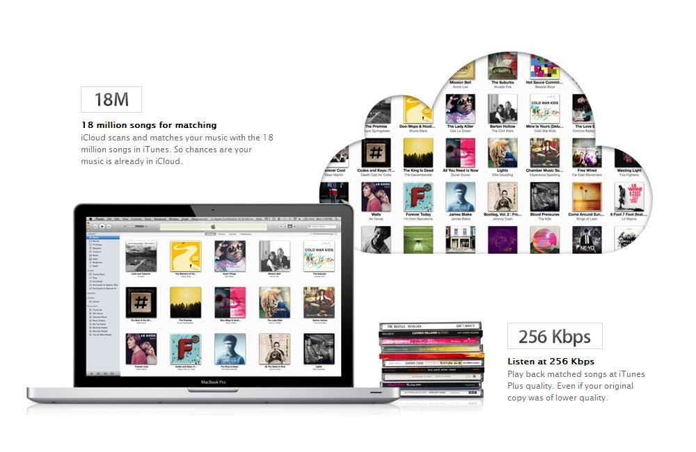 iTunes Match image