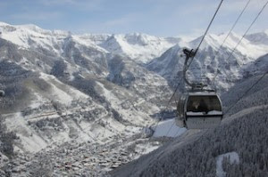 Telluride Winter Gondola