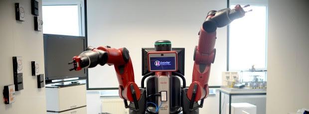 Nehmen uns die Roboter die Arbeitsplätze weg? Mitarbeiter können sich schon jetzt wappnen.