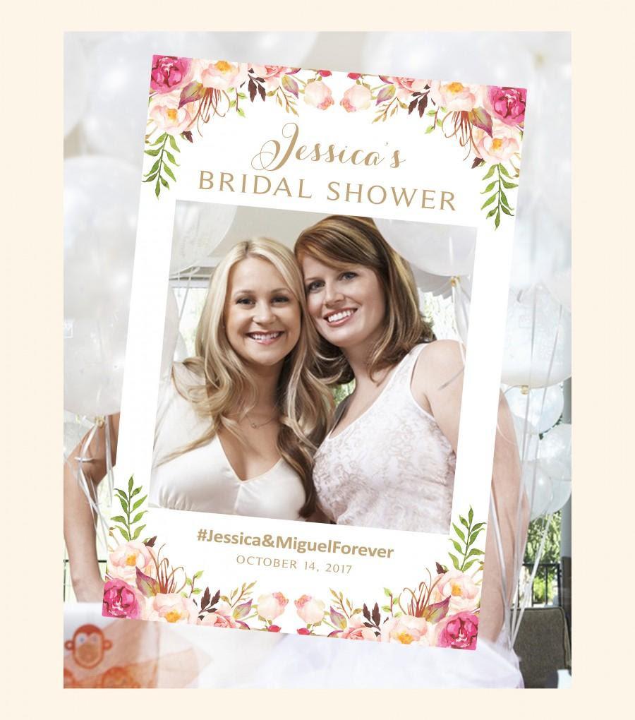 Einladung Bridal Shower Photo Booth Frame 2822975 Weddbook