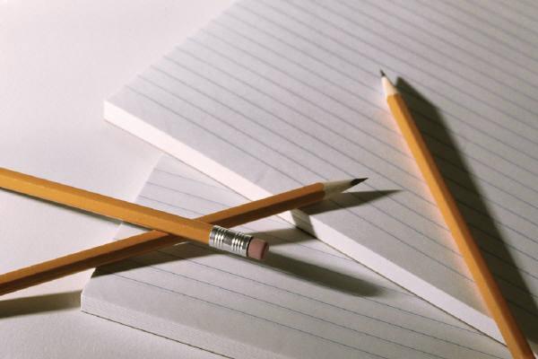 Kertas Pensil