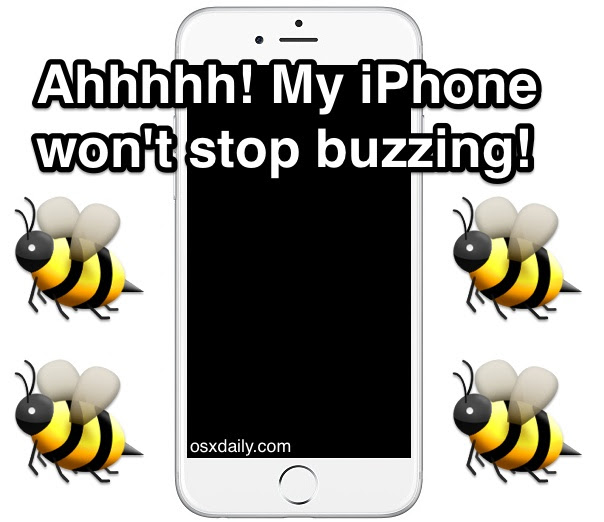 iPhone Won't Stop Vibrating? Here's How to Resolve the ...