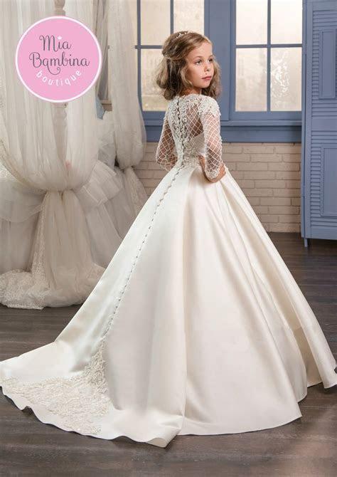 Shop Flower Girl Dresses: New York Girls Dress for Wedding